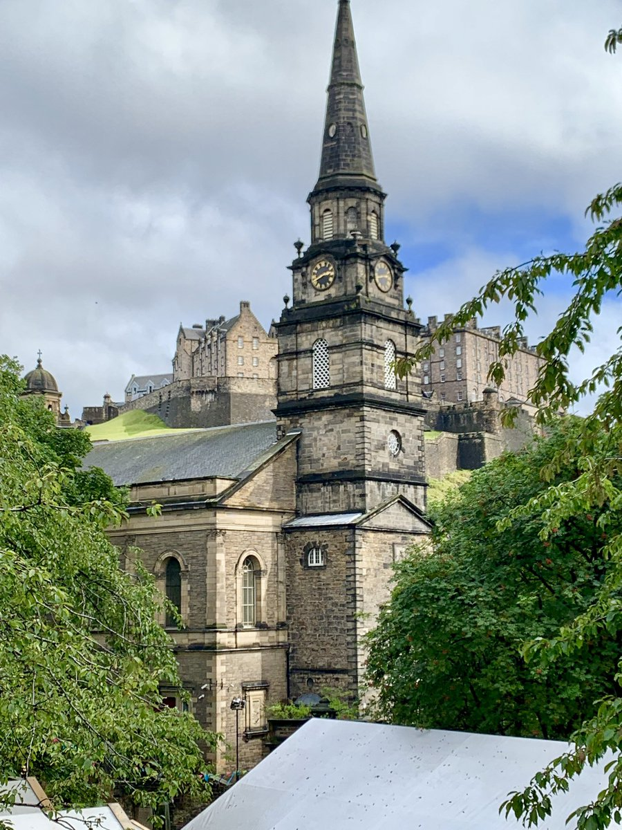 St Cuthberts Church Edinburgh